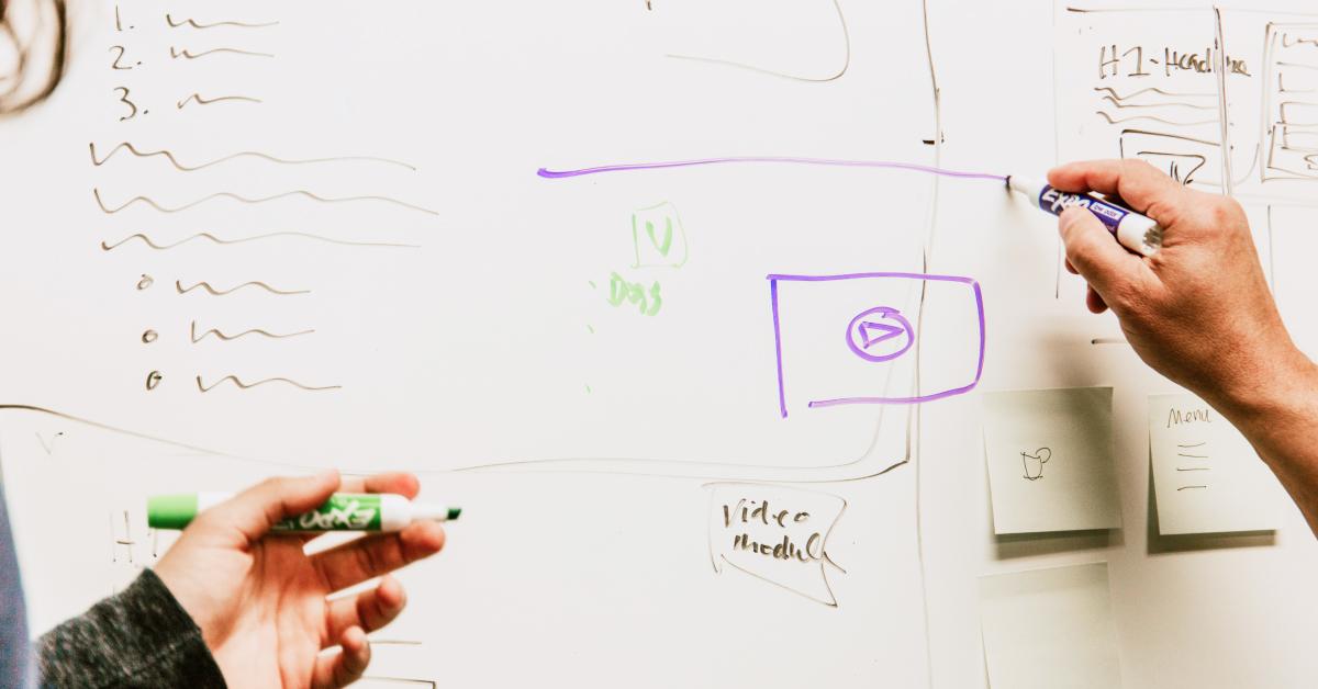 sketching web